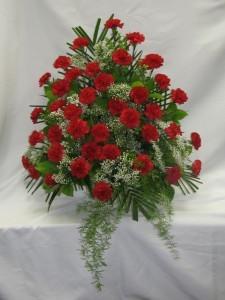 Warm Embrace Funeral Arrangement