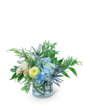 Warm Hearted Flower Arrangement