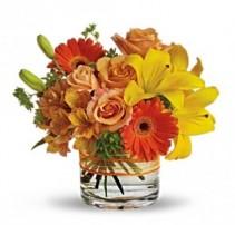 Warm Siesta vase