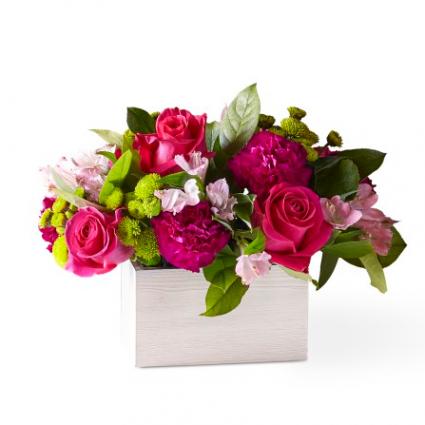 Warm Smiles Floral Arrangement