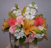 Warm Spring Day Hand Tied Bouquet
