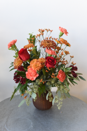 Warm Treasures  in La Grande, OR | FITZGERALD FLOWERS