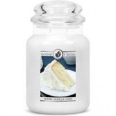 Warm Vanilla Cake Large Jar Candle candle gift