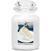 Warm Vanilla Cake Large Jar Candle candle gift
