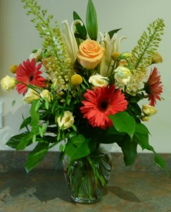 Warm Welcome  in Easton, CT | Felicia's Fleurs