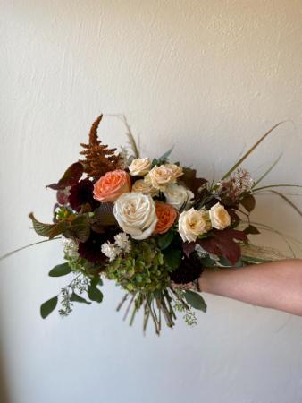 Warm Wishes Bridal Bouquet
