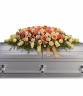 Warmest Remembrance Casket Spray Casket Spray
