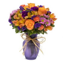 Warmest Wishes Bouquet Arrangement