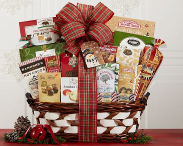 Warmest Wishes Gift Basket