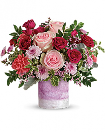 Washed In Pink Bouquet