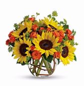 Watch The Sunrise Cube Vase