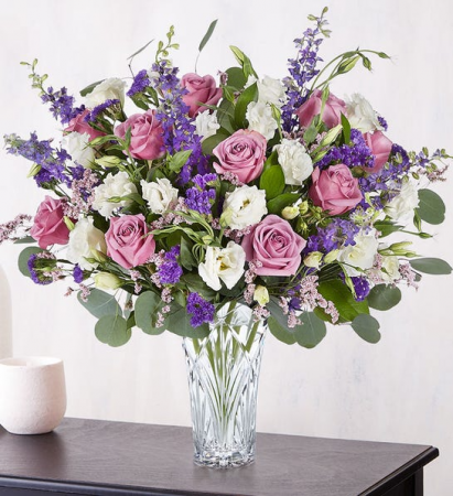 Waterford® Lavender Dreams bouquet  176333