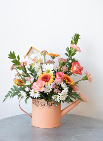 Watering Can Blooms