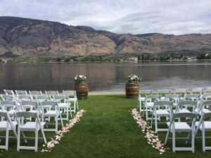 Watermark Beach Resort  in Osoyoos, BC | POLKA DOT DOOR
