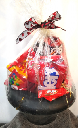 Way to a Man's Heart Gift Basket