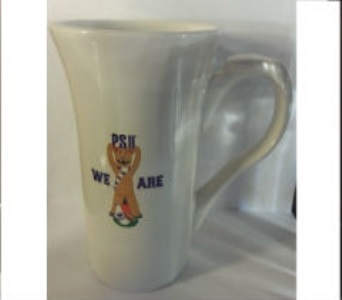 WE ARE fancy mug Exclusive design to George's Floral!