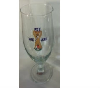 WE ARE glass goblet Exclusive design to George's Floral!