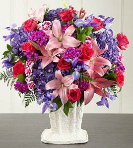 We Fondly Remember  Funeral Flowers