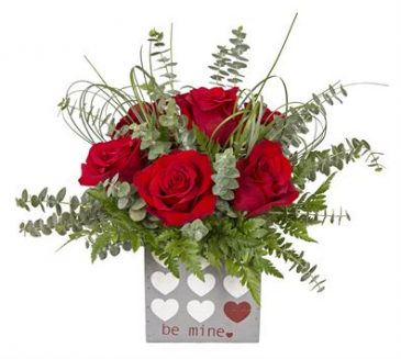 We Found Love Valentines In Eau Claire Wi 4 Seasons Florist Inc