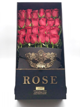 Wear it Tonight Rose Valentine's standing Box