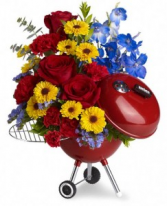 Weber King of the Grill by Teleflora