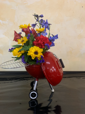 Weber King of the Grill Keepsake in Cushing, OK | BUSY BEE FLORAL