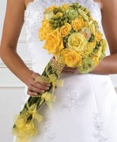 BRIDAL BOUQUET Wedding Flowers WS110-11