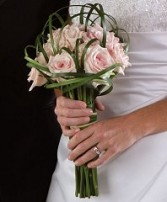 BRIDAL BOUQUET Wedding Flowers WS135-11
