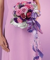 BRIDAL BOUQUET Wedding Flowers WS40-11