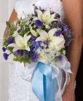 BRIDAL BOUQUET Wedding Flowers WS23-11