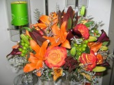 Wedding - Sunset Bouquet