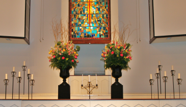 Wedding Altar arrangements