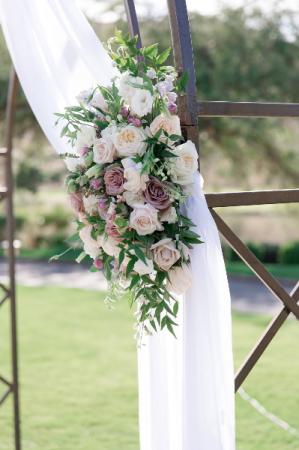 Wedding Arbor/ Chuppah/Arch  Florals  Wedding Flowers