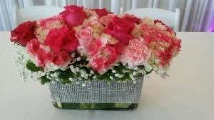 Wedding Arrangement  in Charlotte, NC | L & D FLOWERS OF ELEGANCE