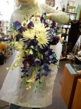 Wedding arrangement Bridal Bouquet