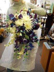 Wedding arrangement Bridal Bouquet