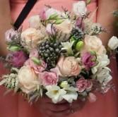 Wedding-Blush Bridal Bouquet