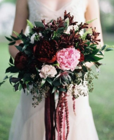 Wedding Bouquet Collection