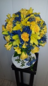 Wedding-Sunshine Wedding Bouquet