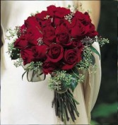 Wedding Bouquet Red