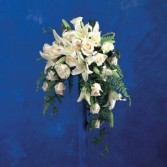 Wedding Bouquet White