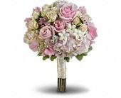 Soft Pinks & Whites  Bridesmaids Bouquet