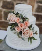 Wedding Cake  Wedding Cake Flowers