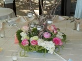 Wedding Centerpiece Center