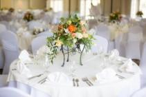 wedding centerpiece spring