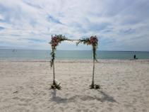 Wedding cermony archways Wedding and event specialist