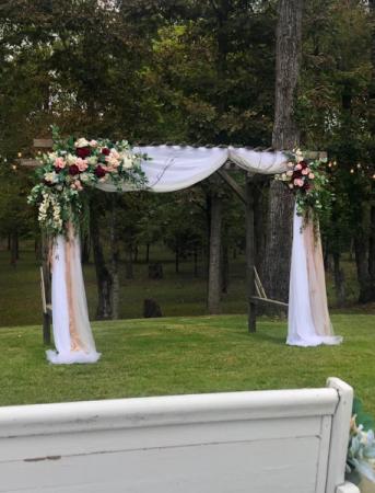 Wedding Decor and Rentals Arch Decor