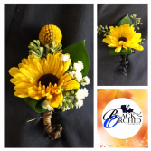 wedding Flowers boutoniere