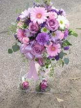 Wedding Flowers Custom Bridal Bouquet