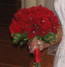 Wedding flowers Rose Bridal Bouquet
